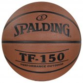 Spalding Tf150 Kauçuk 7 No Basketbol Topu