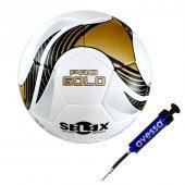 Selex Pro Gold Futbol Topu + Top Şişirme...