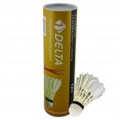 Delta Bt 5000 Kaz Tüyü 6 Adet Badminton Topu