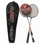 Busso 2 Adet Badminton Raketi Bs 3000