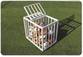 Scucs Top Kafesi Tekerlekli Kilit Takmalı