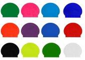 Delta Lateks Yüzücü Bonesi 12li 12 Farklı Renk...