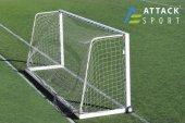 Futbol Kale Filesi Floş İp 3mm 12x12 Cm Aff113