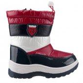 Akınalbella 1055.049 Lacivert Fermuarlı Erkek Çocuk Kar Botu Ayakkabı