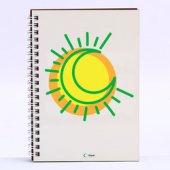 öğrenci Defteri Hilal Ve Güneş