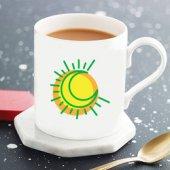 Kupa Bardak Hilal Ve Güneş