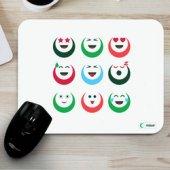 Mousepad Gülümsemek