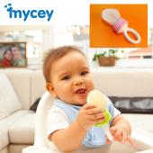 Mycey Tcm05002 Myfeeder Güvenli Meyve Sebze Emziği Pembe