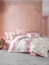 Cotton Box Tek Kişilik Uyku Seti Vitale Bej