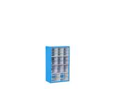 Hipaş Plastik 22 Çekmeli Kutu Dolap Hobi 114