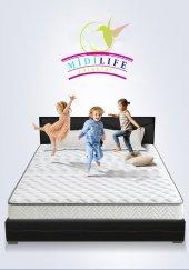 Midilife Smartbed 60x120 Ortopedik Yaylı Visco Yatak Visco Yatak