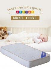 Maxi Cosi 70x170 Soft Ortopedik Yaylı Yatak