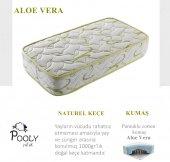 70x130 Pooly Aloe Vera Ortopedik Yaylı Bebek Yatağı