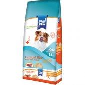 Pawpaw Erişkin Kuzu & Pirinç Köpek Maması 15kg...