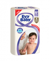 EVY Baby Ekonomik 9-20kg Maxi Plus No:4+ 42 adet