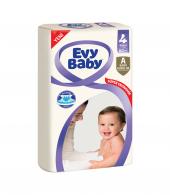 Evy Baby Süper Ekonomik 7 18kg Maxi No 4 60 Adet