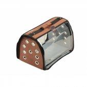 Lepus Şeffaf Flybag Kedi Köpek Taşıma Çantası 25*2...
