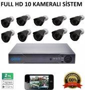 5mp Full Hd Gece Goruslu Güvenlik Kamera...