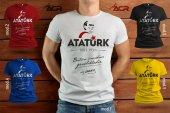 TYCB004 - Baskılı T-Shirt Cumhuriyet Bayramı Tişört Dizayn 29 Ekim Tshirt Bastırmak Yetişkin İçin Özel Tasarım Tişört