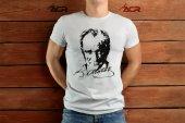 TYCB007 - Baskılı T-Shirt Cumhuriyet Bayramı Tişört Dizayn 29 Ekim Tshirt Bastırmak Yetişkin İçin Özel Tasarım Tişört