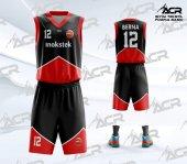 Bfs010 Basketbol Forma Yaptırma, Özel Basketbol Forması Ve Basketbol Şortu, Dijital Baskı, Tasarım Forma Dizayn Acr