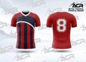 Ff006 Futbol Forma Yaptırma, Özel Futbol Forması, Dijital Baskı, Tasarım Forma Dizayn Yalnızca Üst Forma Acr