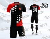 Ffst022 Futbol Forma Yaptırmak, Özel Futbol Forması, Futbol Şortu Ve Tozluk, Dijital Baskı, Tasarım Forma Dizayn Acr