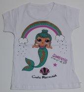 Lol Bebek Tişört Mermaid
