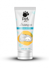 Pet Love Tüp Kedi & Köpek Şampuanı Ocean Breeze 250 Ml