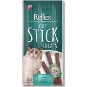 Reflex Cat Stick Kuzu & Kedi Otlu Kedi Ödül...