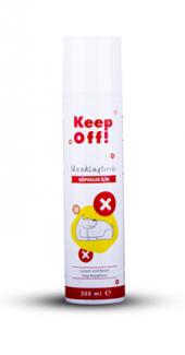 Keep Off İç Mekan Köpek Uzaklaştırıcı Sprey 300 Ml