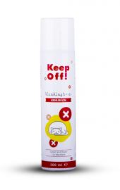 Keep Off İç Mekan Kedi Uzaklaştırıcı Sprey 300...