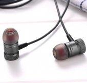 Xipin Hx 730 3.5mm Mikrofonlu Kulaklık İçi Kulaklık(Gri)