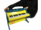 Oyuncak Ahşap Piano 25 Tuşlu Piyano Kargo...