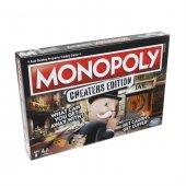 Monopoly Cheaters Edition E1871 TÜRKÇE YENİ 2018
