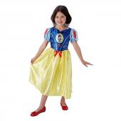 Disney Princess Pamuk Prenses Sarı Kostüm S Beden 3-4 Yaş
