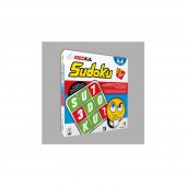 Redka Sudoku Zeka Mantık ve Strateji Oyunu (Akıl Oyunları)