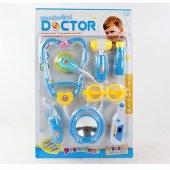 Samatlı Oyuncak Doktor Seti Takımı