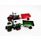 Bircan Oyuncak Sürtmeli Traktör
