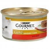 Gourmet Gold Savoury Cake Sığır Etli Domatesli Ked...