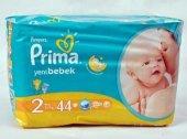 Prima Yeni Bebek Mini 44 Adet Bebek Bezi 3 6 Kg
