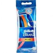 Gillette Blue2 5li Plus Kullan At Tıraş Bıçağı