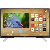 Hitachi 49ht2600fd 49 Full Hd Uydu+smart+wifi Led Tv Televizyon