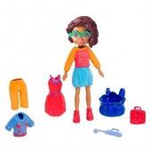 Polly Pocket Ve Moda Aksesuarları Seti Gdm01...