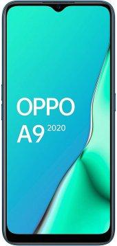 Oppo A9 2020 4 128gb Yeşil Cep Telefonu + 5.200 Mah Powerbank Hed