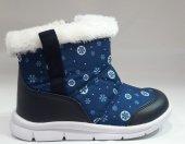 Vicco943p19k473 Kışlık Kız Çocuk Kar Botu Çizme