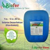 Solarox Dezenfektan Oksidan 20 Litre