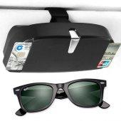 Universal Araç Oto Güneşlik Gözlük Kutusu...
