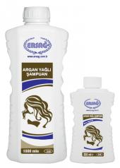 Ersağ Aparatlı Argan Yağlı Şampuan Bitkisel 1000 Ml. 248