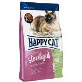 Happy Cat Sterilised Weide Lamm Kuzu Etli Kısır Kedi Maması 10 Kg